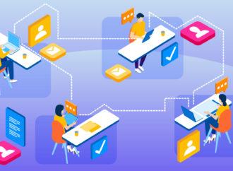¿Cómo lograr y mantener la cohesión de equipos en ambientes digitales?